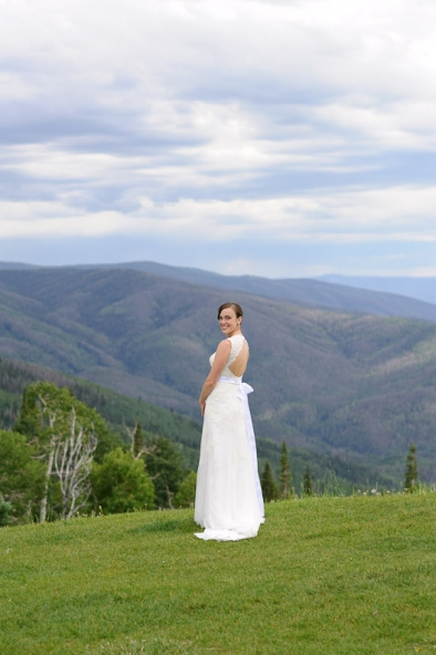 Steamboat Springs Bride
