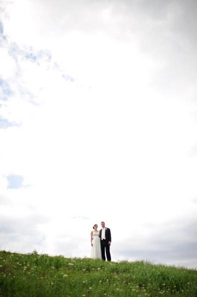 Wedding on Mount Werner, Steamboat Springs, Colorado
