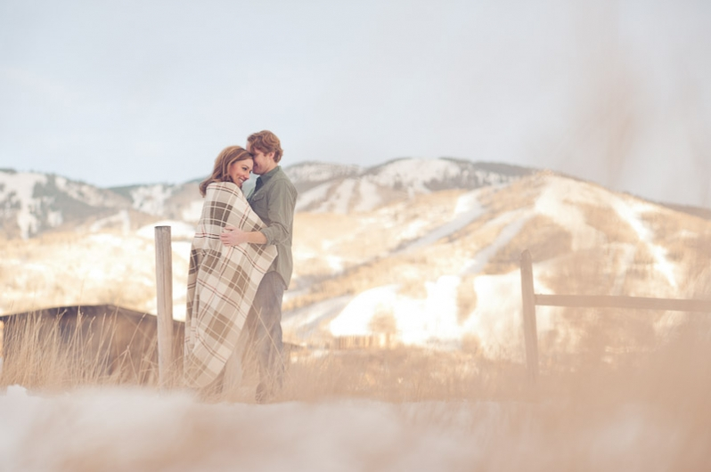 Steamboat Springs Ski Resort engagement