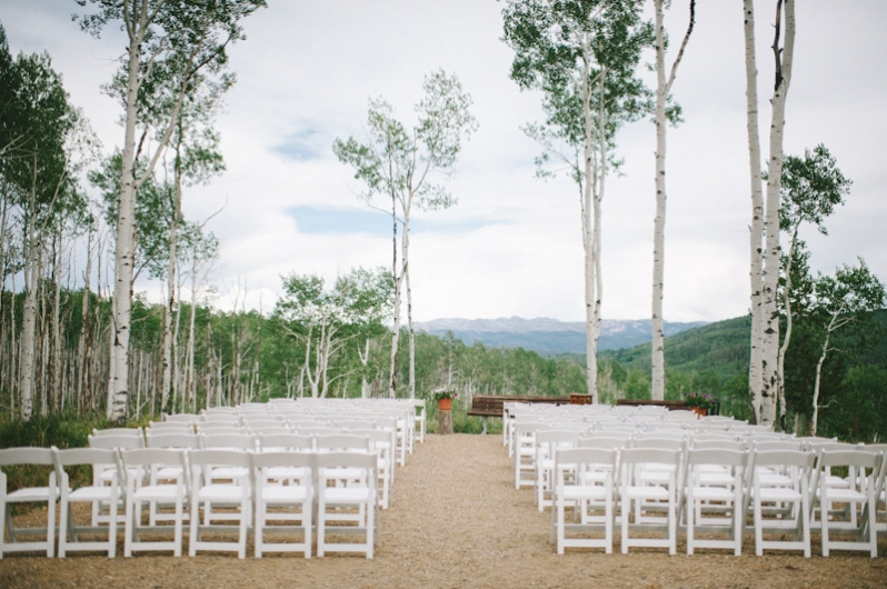 Clark, Colorado Wedding