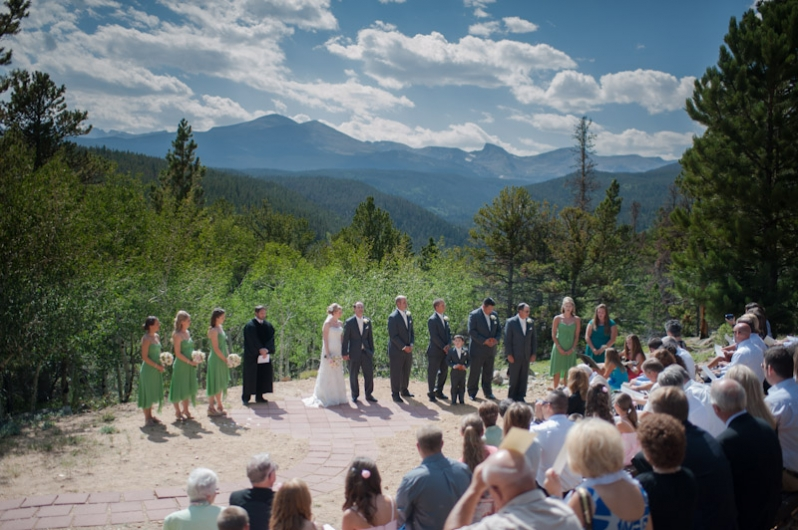 Peaceful Valley Ranch Wedding