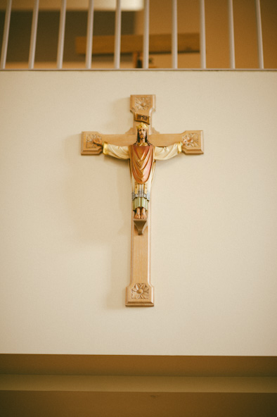 Cross of Jesus Christ at St. Paul