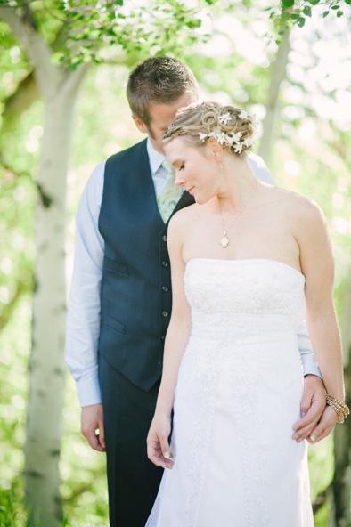 Wedding at Bella Vista in Steamboat Springs, Colorado