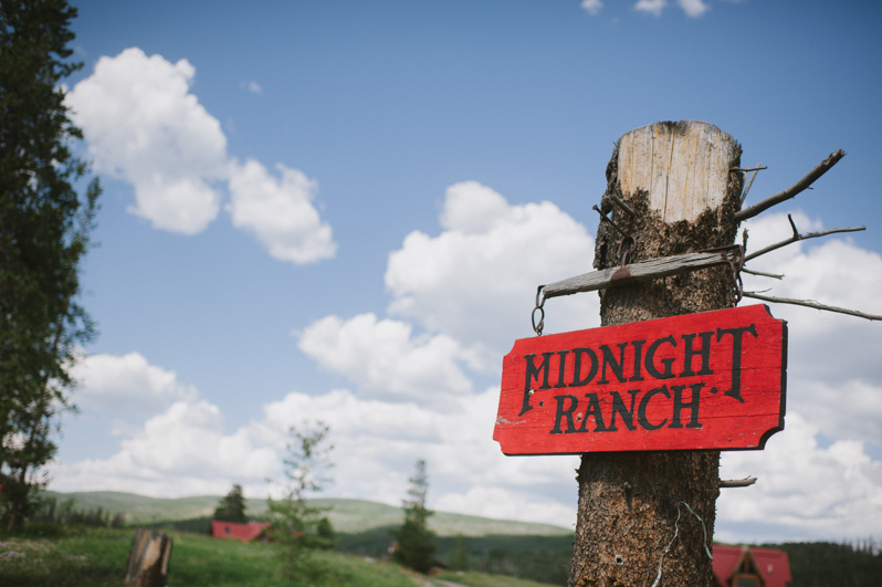 Midnight Ranch in Clark, Colorado