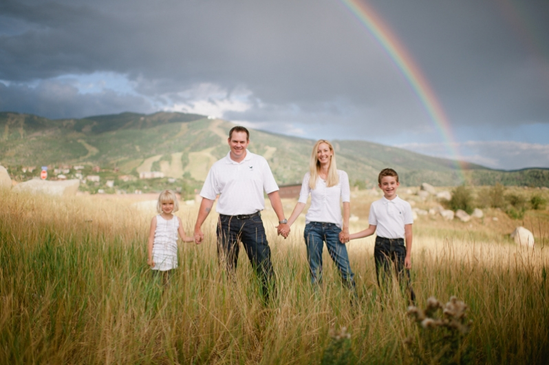 Family photography in Steamboat Springs, Colorado