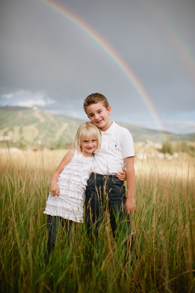 Kids photography in Steamboat Springs