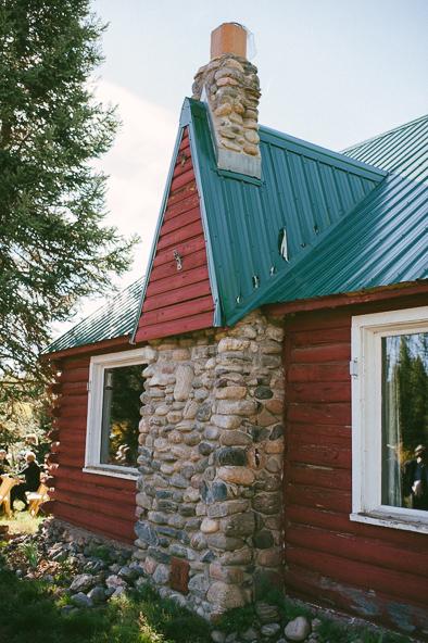 cabin in Clark, Colorado