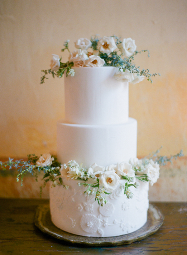 cake at Jose Villa Workshop