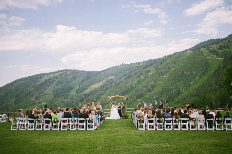 Steamboat Ski Resort Wedding