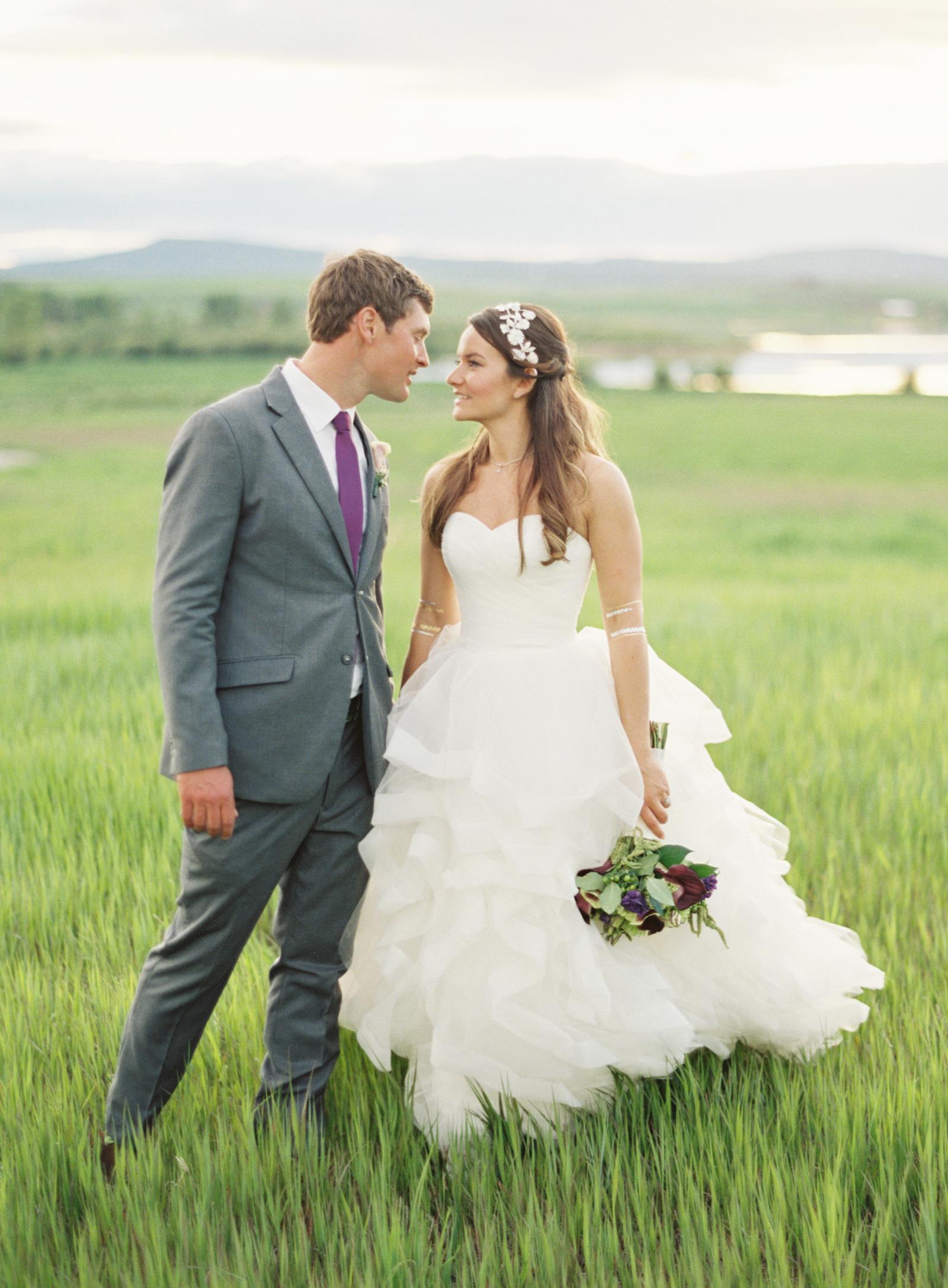 Lake catamount wedding