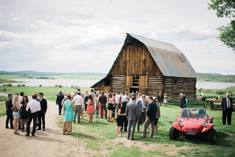 Heritage cabin at catamount ranch wedding in steamboat for Cabins in steamboat springs