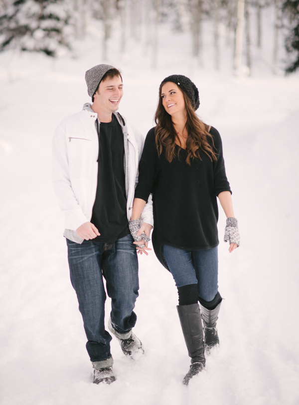 Steamboat Springs Engagement photos