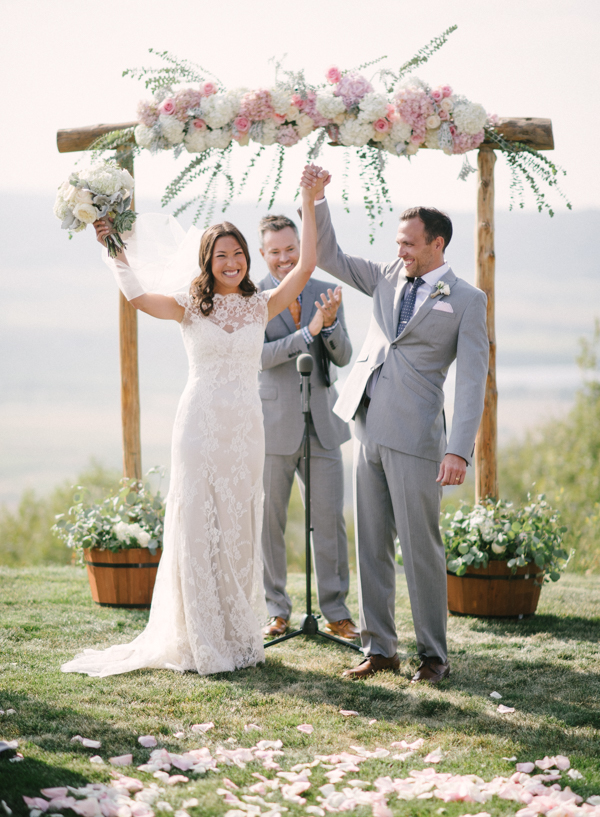 Bella Vista Estate Wedding in Steamboat Springs, Colorado