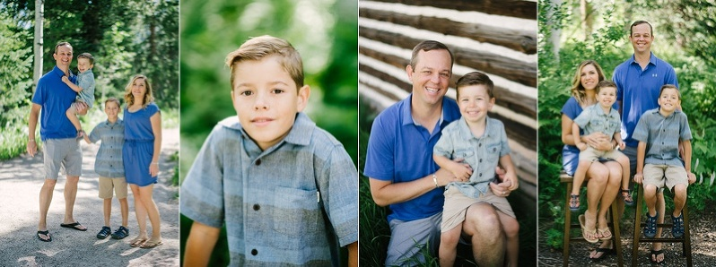 Steamboat Springs Family Photos