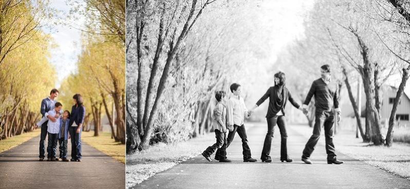 Euzoa Family Photos in Steamboat Springs