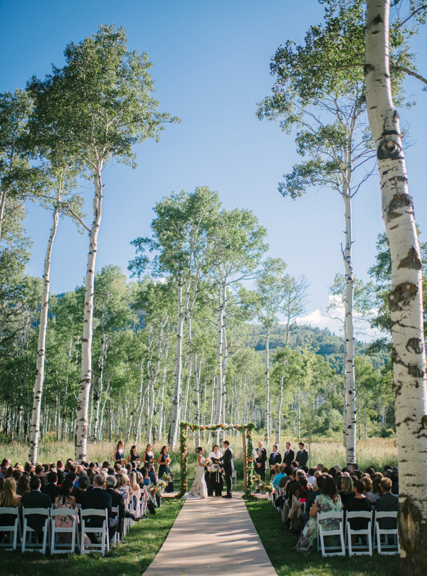 Flying Diamond Ranch Wedding Ceremony