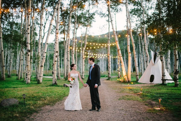 Flying Diamond Ranch Wedding in Steamboat Springs, Colorado